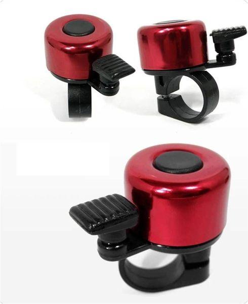 Mini Cycling Metal Ring Handlebar Bell Horn Loud Sound Alarm Bike Bicycle Sports