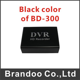Wholesale Xbox Dvr Recorder - Wholesale-Black box, 1 channel sd card dvr, xbox DVR, small recorder,taxi dvr,ODM dvr