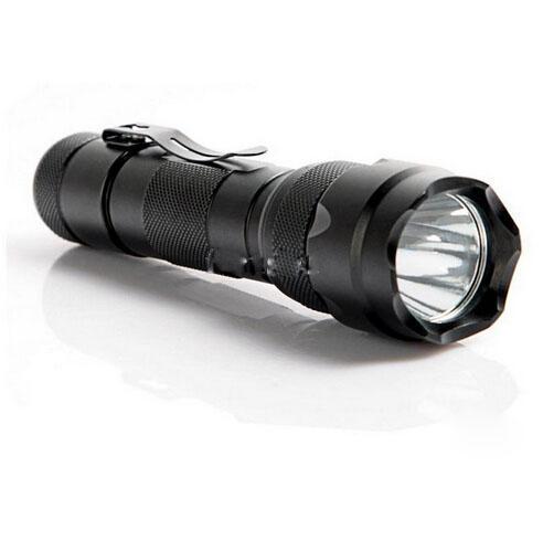 UltraFire WF-502B 1-Режим 1300Lm CREE XM-L T6 светодиодный тактический фонарик Факел лампа
