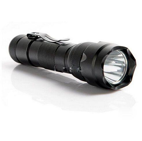 Ultrafire WF-502B 1-MODE 1300LM CREE XM-L T6 LED Tactical Lanterna Lâmpada Tocha