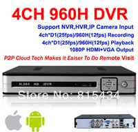 Wholesale D1 H 264 8ch - Wholesale-free shipping Direct NEW HD CCTV 8CH Full D1 H.264 DVR Stand alone Super DVR Security System 1080P HDMI Output DVR dvr recorder