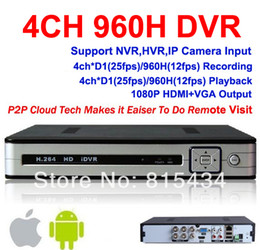 UK 8ch d1 dvr hdmi output - Wholesale-free shipping Direct NEW HD CCTV 8CH Full D1 H.264 DVR Stand alone Super DVR Security System 1080P HDMI Output DVR dvr recorder