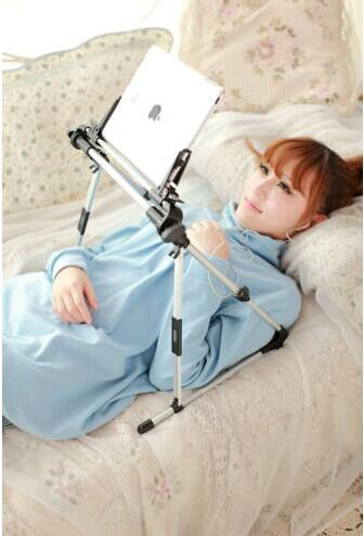 lazy desk holder phones mount bed sumsung gooseneck ipad stand for iphone