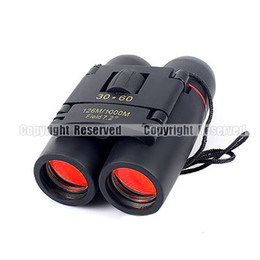 S5Q 30x60 Compact Travel Bird Watchy Jumelles Outdoor Telescope Boy Toy Gift AAAAPW