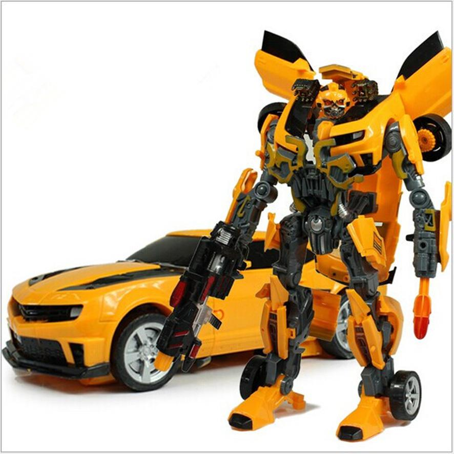 2018 robot autobots bumblebee and sam sound and light toy car with retail package from sport. Black Bedroom Furniture Sets. Home Design Ideas