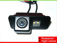 Wholesale Rear View Camera For Ford - Car Rear View camera reversing backup camera for 09 FOCUS(HATCHBACK)  FORD MONDEO FIESTA S-MAX Free shipping
