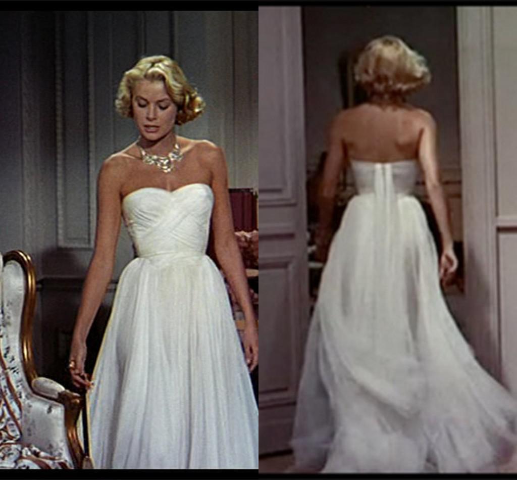 2015 Vintage Maternity Wedding Dresses Grace Kelly