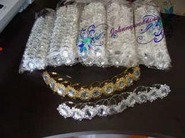 $enCountryForm.capitalKeyWord Canada - 100 Napkin Rings Clear Stone Silver Round Rings