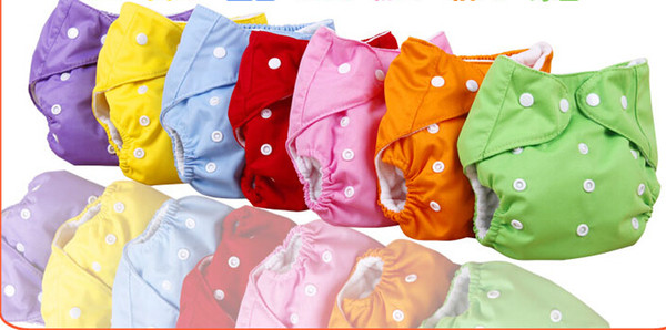 FREE SHIPPING 25 PCS CLOTH Diapers Baby Cover Baby Cloth Nappies Suppliers Baby Diapering all in one size 4 season type you can choosen