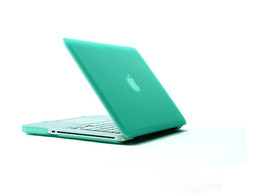"Wholesale Cheap Macbook Pro Air - Cheap Matte flip Laptop protect Cover Case For Apple Macbook Air 11.6"" PRO 13.3"" 15.4"" New arrvial"