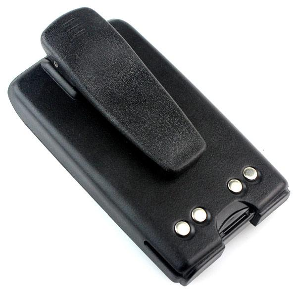 Retevis 1500mAh Ni-MH Battery+Belt Clip for Motorola Radio Mag One BPR40 A8 US