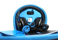 Wholesale Sms Pro - 50 Cent Headphones SMS Audio Limited Edition PRO DJ wire Over-Ear Headsets AAAAA quality fast ship via DHL