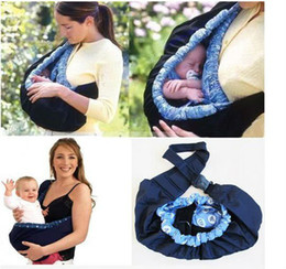 Wholesale Infant Carry Bag - New Born Front Baby Carrier Comfort baby slings Kids child Wrap Bag Infant Carrier wholesale free shipping
