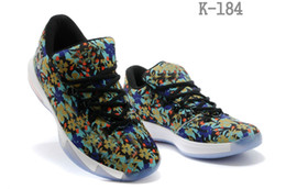 Wholesale Cheap Kd Boots - Cheap KD VI Shoes KD VI Floral Ext QS With Receipt Kevin Durant AUNT PEARL Basketball Shoes Mens Athletics Sneakers Discount Sports Boots