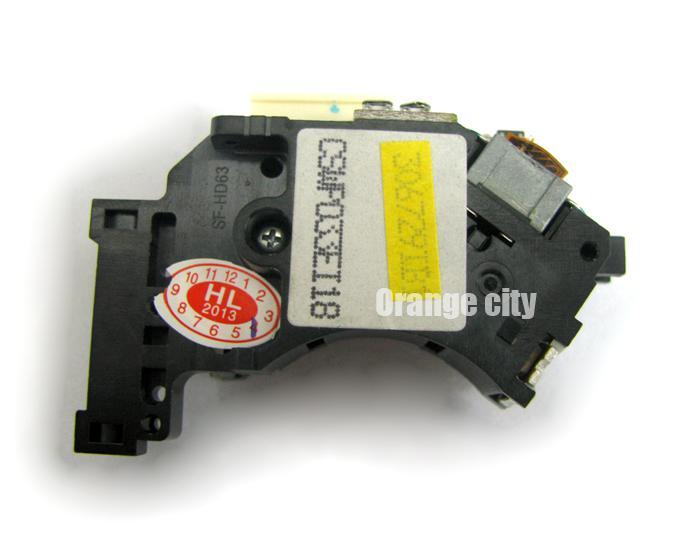 الحرة الشحن SF-HD63 عدسة الليزر SFHD63 عدسة الليزر ل XBOX360