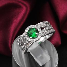 1f419b5ee 18k swarovski ring online shopping - High quality K gold plated Swarovski  Elements Crystal wedding ring