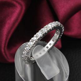 $enCountryForm.capitalKeyWord Canada - Fashion jewelry 18K gold plated swiss CZ diamond ring pretty cute wedding gift Top Quality Free Shipping