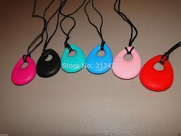 Wholesale Nurses Wholesale Gifts - Baby & Momma Beads Silicone Necklace Teething Nursing Sensory Free Ship 20pcs lot