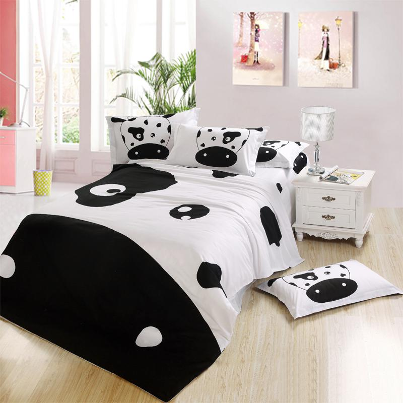 duvet cover bedclothes twin print bed cotton item plant fabric size double full bedding style bedlinen queen pastoral set fresh