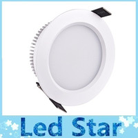 "Wholesale Led Round Ceiling Light 18w - led downlight 2.5"" 3"" 4"" 5"" Led Recessed Downlights 9W 12W 15W 18W Dimmable Led Ceiling Down Lights 150 Angle AC 110-240V"