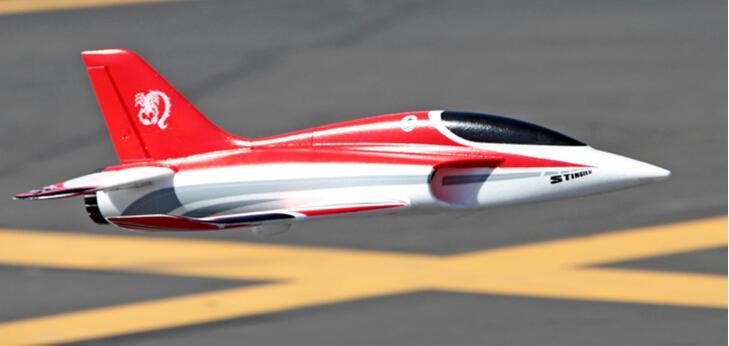 Freewing Stinger 64mm Rc Edf Jet Plane Sports Jet Plug And