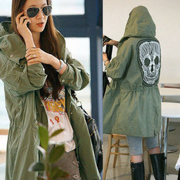 69f61e544 Woman Trench Coats Military Online | Woman Trench Coats Military for ...