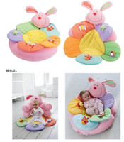 Wholesale Blossom Baby Bedding - Promotion ELC Blossom Farm Sit Me Up Cosy-Baby Seat Play MatPlay Nest Sofa Infant Bed U Pick Color Free shipping