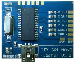 Wholesale Fast Programmers - NAND Programmer MTX SPI NAND Flasher V1.0 Fast USB SPI NAND programmer,Xbox360, flash tool