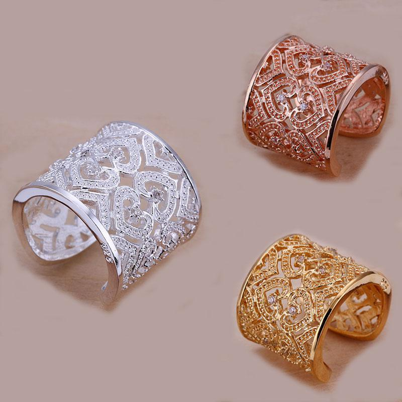 rings designs flat diamond nice ring of mostbeautifulthings