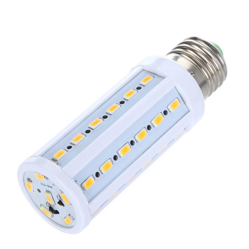 200X E27 Led Light Corn 10W Lampadina a led E14 B22 5630 SMD 42 LED 1680LM Calde fredde Luci la casa bianche Lampadine ufficio Alta luminosità da DHL