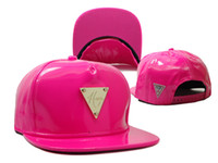 Wholesale Wholesale Snapback Fitted - New Style Hater Full Leather Snapback Caps,High Quality Comfort Fit Cap,Hater Caps,Ajusted Men Cap,Boy Cap ,2014 Fashion Caps Hats Hat