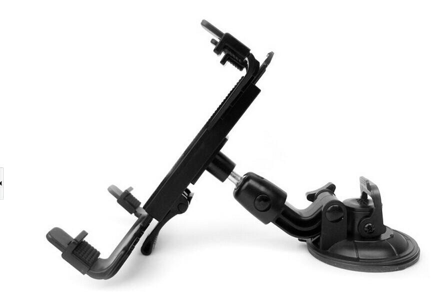 Support de voiture universel de marque nouvelle pour tablette PC pad 7-10.1inch GPS Mount Windpreen Mount / en paquet de vente au détail