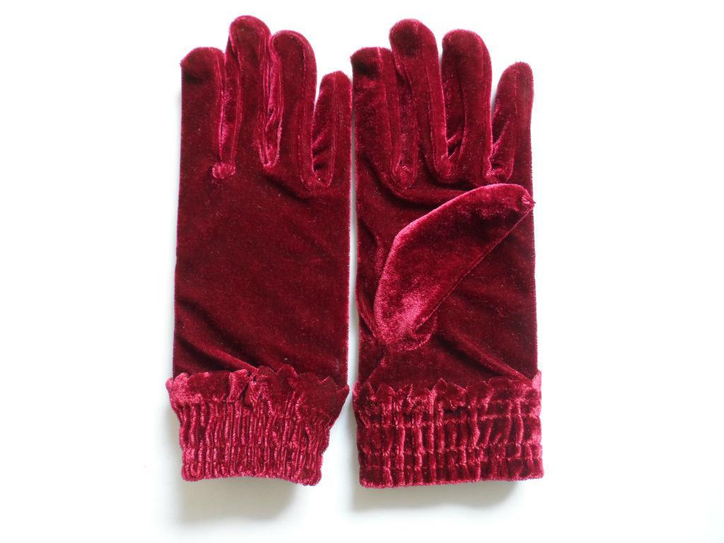 Mens velvet gloves - Winter High Elastic Cuffs Gold Velvet Glove Men Women Fashion Warm Gloves Factory Direct Wholesale Purchasing Shipping Zhejiang Ningbo