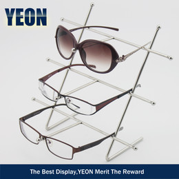 $enCountryForm.capitalKeyWord UK - YEON fashion metal stainless steel sunglasses display rack holder for supermarket shop fitting, 10pcs lot