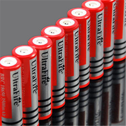 Wholesale Digital Camera Wholesale - Rechargeable Battery Ultrafire 18650 Li-ion Battery 3.7V 4200mAh Rechargeable for LED Torch Flashlight Digital Camera Bicycle LED Headlight