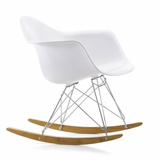 2018 Eames Rar Rocking Chair, Eames Rocking Chair,Plastic Arm Seat Of Rocking  Chair With A Electroplated Metal, Eames Lounge Chair,Rocking Chair From ...