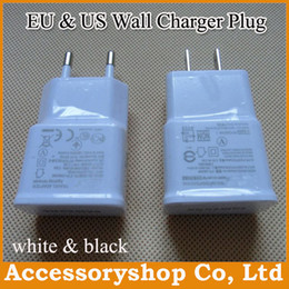 Wholesale Dhl Eu Plug Iphone - 1A US & EU Plug Wall USB Charger Universal AC Power Adapter For iPhone Samsung HTC LG Charger Adapter DHL 100pcs