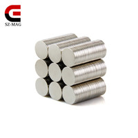 Wholesale Pictures Disc - Free shipping 100pcs Strong Round Magnets Dia.9x0.6mm N50 Rare Earth Neodymium Disc Magnet Picture Wall