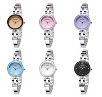 Fashion Men's Not Specified high quality fashion design kimio ladies watches K466L women alloy metal band quartz movement Girls Ladies Female Bracelet Watch 30PCS
