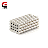 Free shipping 200pcs Strong Round Dia. 3x3mm N50 Rare Earth N...