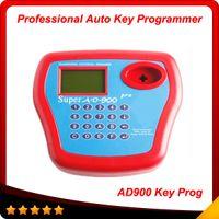 Wholesale Transponders Reader - 2014 Hot Sale Transponder Key Programmer Super AD900 Key Duplicator With 4D Function ad 900 key programmer DHL free
