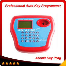 Wholesale Ad Key Programmer - 2014 Hot Sale Transponder Key Programmer Super AD900 Key Duplicator With 4D Function ad 900 key programmer DHL free