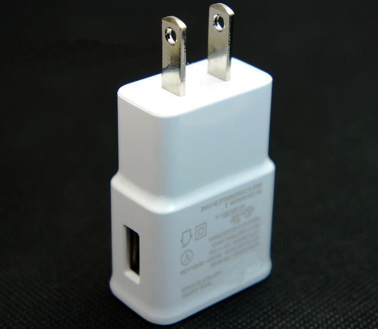 2A EU USB Travel Wall Mains Caricatore Adattatore di corrente Samsung Galaxy Note2 N7100