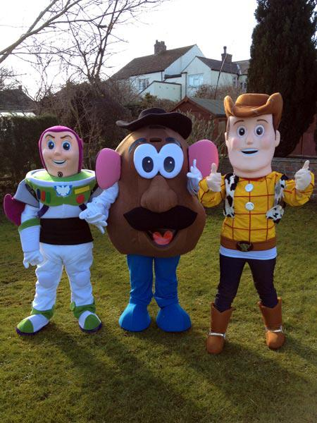 woody buzz mr potato head costumes mascot costume for halloween christmas party costume character outfit fancy dress dinosaur costumes werewolf costumes
