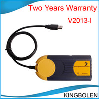 Wholesale J2534 For Land Rover - Full Function Newly 2013V actia multidiag multi-diag access passthru xs j2534 OBDII Multiplexer Multi Diag Auto diagnosis scanner