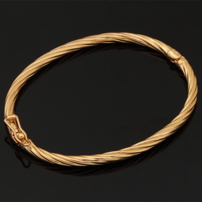 Simple Design Bangles For Women Men New 2014 Jewelry Wholesale