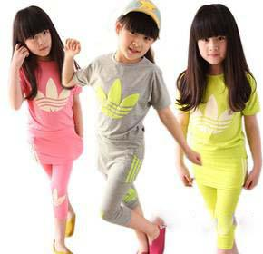 3d1208a4c8ad For Big Girl Summer Tracksuit Wear Children Training Outfits Tops Shirt +  Skirts Pants Kids Girls Activewear Set 4-10Y Online with  157.38 Piece on  ...