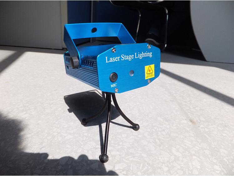 도매 새로운 미니 별 레드 그린 이동 파티 단계 레이저 빛 조명 프로젝터 삼각대 레이저 DJ 파티 디스코 빛 150mW 110-240V LED