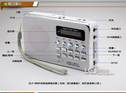 Multimedia 2.1-Channel Speaker   FM Radio w  SD   USB   AUX