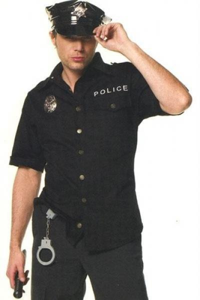 New Mens Police Costume - Cop Fancy Dress with Hat Halloween Uniform Officer Zt83122 Sexy Party Costume Fancy Dress Costume Plice Costumes Online with ...  sc 1 st  DHgate.com & New Mens Police Costume - Cop Fancy Dress with Hat Halloween Uniform ...